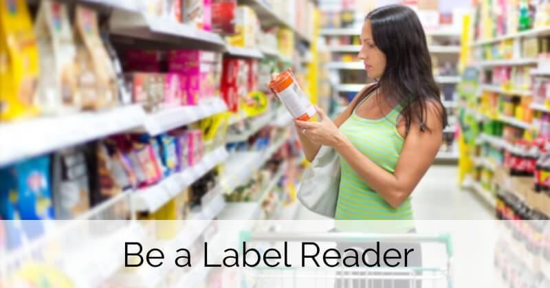 Be a Label Reader - www.ohlardy.com
