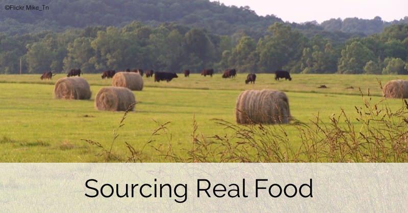 Sourcing Real Food - www.ohlardy.com