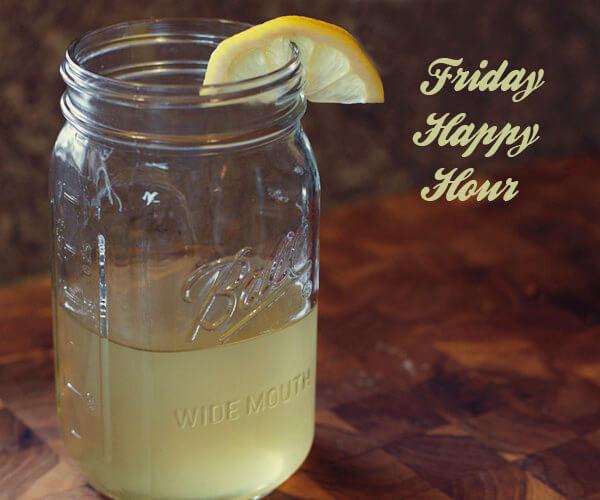 Friday Happy Hour - Oh Lardy