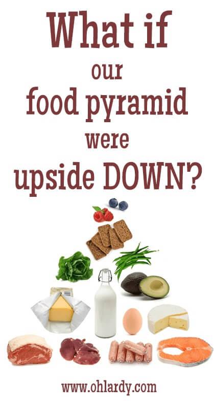 Reverse Food Pyramid - www.ohlardy.com