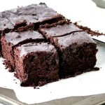 Flourless Chocolate Brownies - www.ohlardy.com