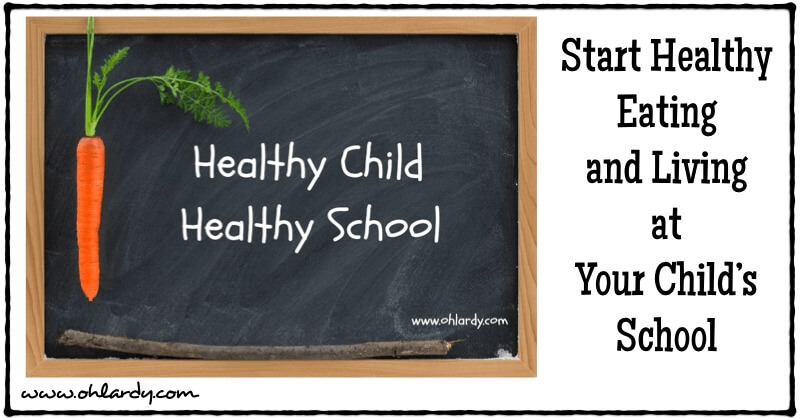 Healthy Child Healthy School Committee - www.ohlardy.com