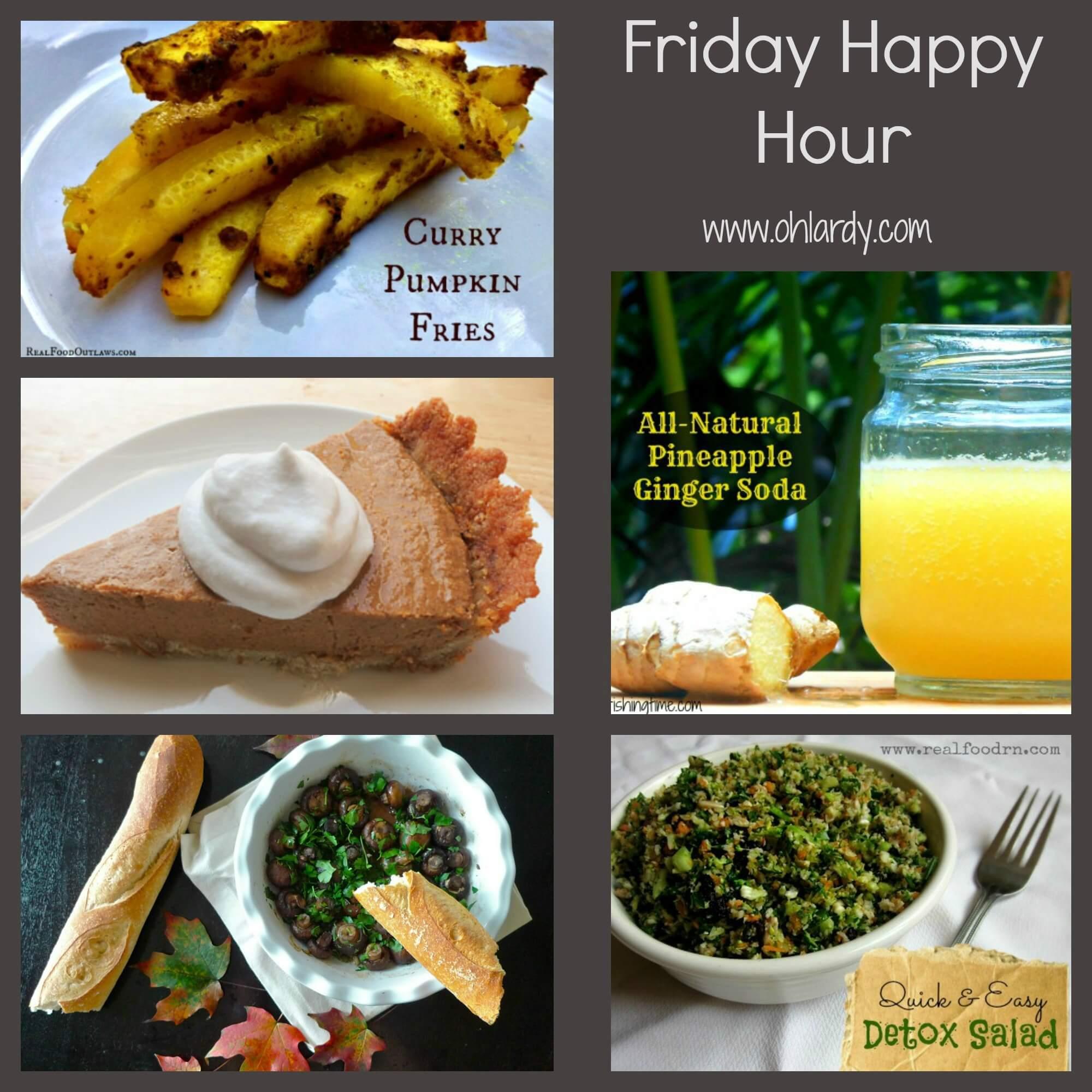 Friday Happy Hour!