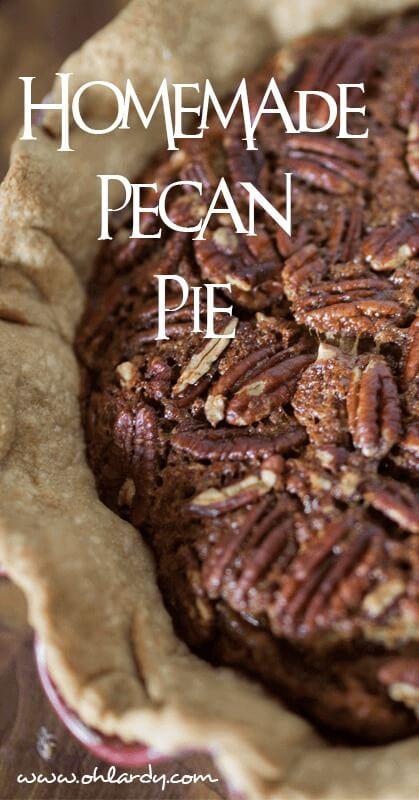 Pecan Pie - ohlardy.com