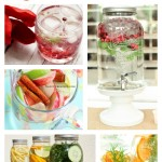 Holiday Infused Water Recipes - www.ohlardy.com