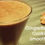 Gingerbread Smoothie - www.ohlardy.com