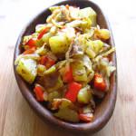 Quick Breakfast Potatoes - www.ohlardy.com