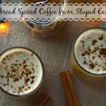 Gingerbread Spiced Bulletproof Coffee - www.ohlardy.com