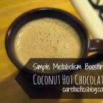 Metabolism Boosting Coconut Hot Chocolate - www.ohlardy.com