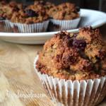 Blackberry Muffins - www.ohlardy.com