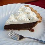 Chocolate Cream Pie - www.ohlardy.com