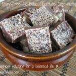 Chocolate Coconut-y Fudge - www.ohlardy.com