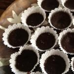 Homemade Chocolate - www.ohlardy.com