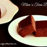 Mom's Texas Brownies - www.ohlardy.com