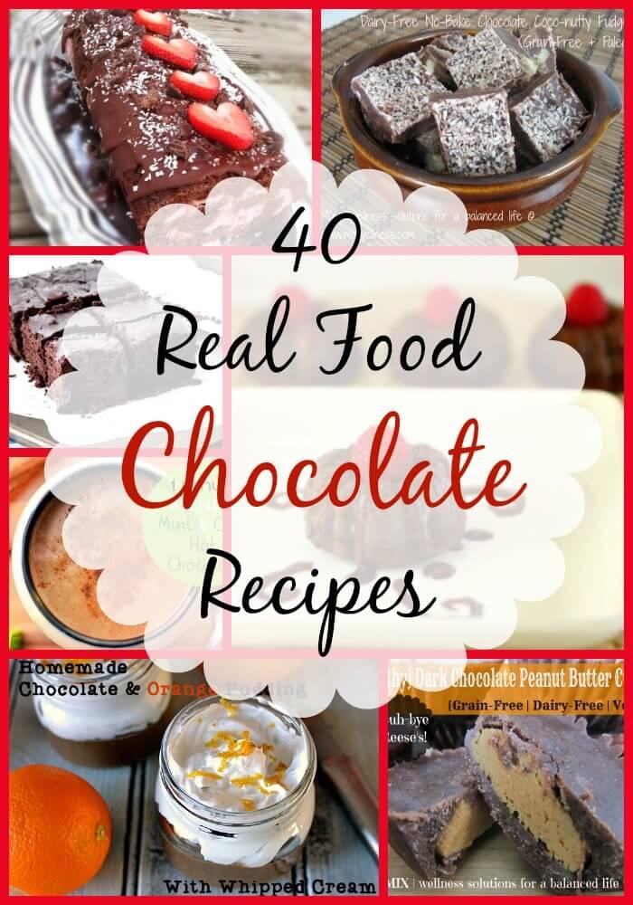 Chocolate - Health Food for the Soul - www.ohlardy.com