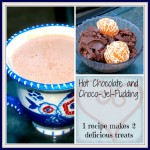 Hot Chocolate and Choco Jel Pudding - www.ohlardy.com