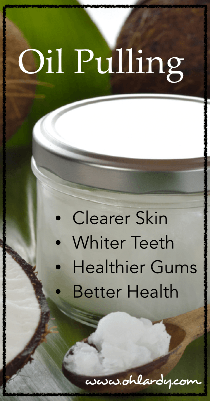 The Beginners Guide To Coconut Oil Pulling
