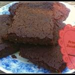 Primal Chocolate Zucchini Brownies - www.ohlardy.com
