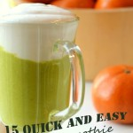 15 Green Smoothie Recipes - www.ohlardy.com
