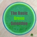 The Basic Green Smoothie - www.ohlardy.com