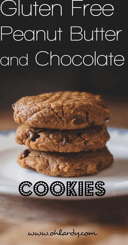 Gluten Free Cookie - www.ohlardy.com