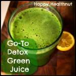 Detox Green Juice - www.ohlardy.com