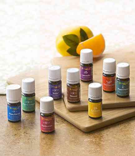 Premium Oil Kit from Young Living - www.ohlardy.com