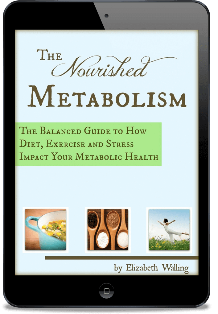 The Nourished Metabolism - www.ohlardy.com