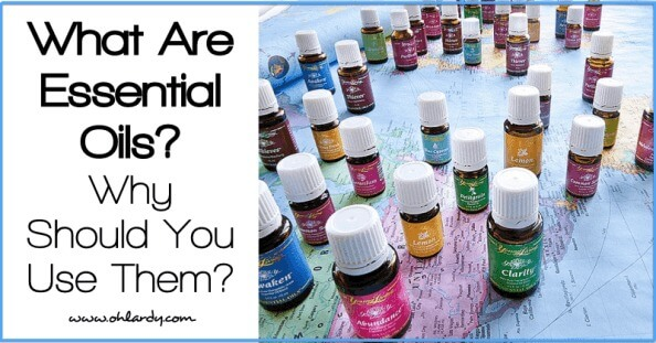 What Are Essential Oils and Why Should You Use Them