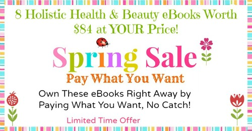 Pay What You Want Spring Sale - www.ohlardy.com