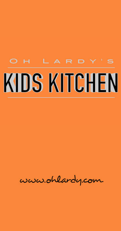 Kid's Kitchen - ohlardy.com