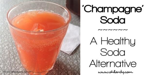 Champagne Soda