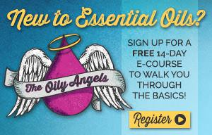 Sign Up For a FREE 14 Day Essential Oil 101 E-course - www.ohlardy.com
