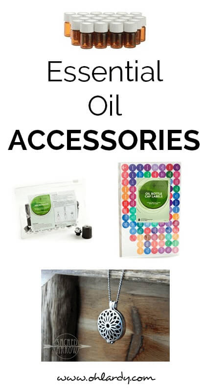 Essential oil accessories - ohlardy.com