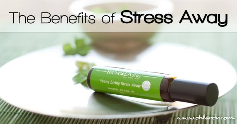 The Benefits of Stress Away Essential Oil Blend. This is such a wonderful blend. I could almost just wear it as a perfume!!! - www.ohlardy.com