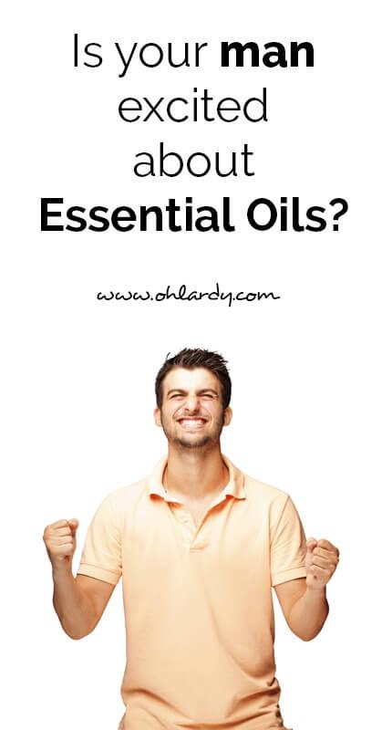 Essential Oils for Men - ohlardy.com