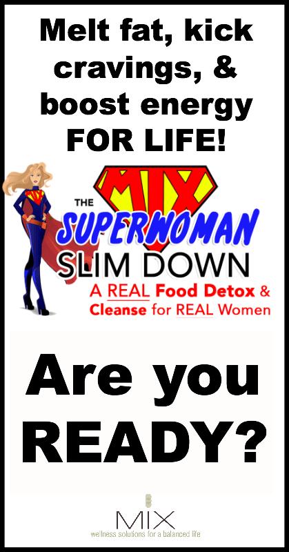 Superwoman Slim Down
