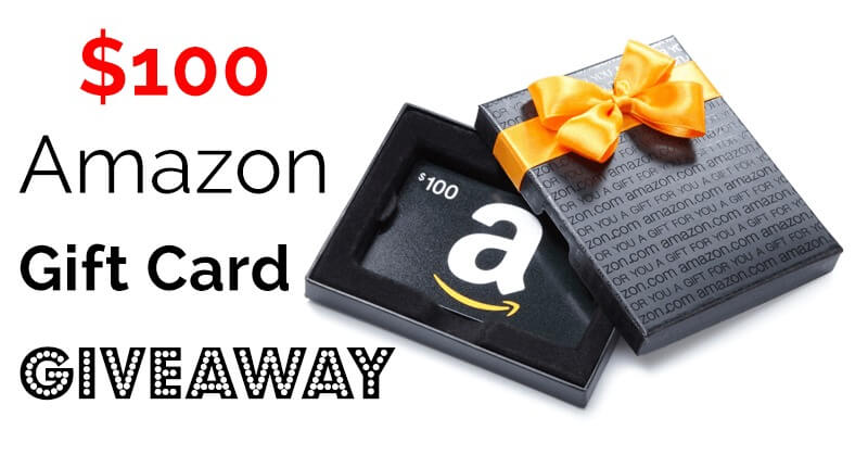 $100 Amazon Gift Card - What will you buy if you win???