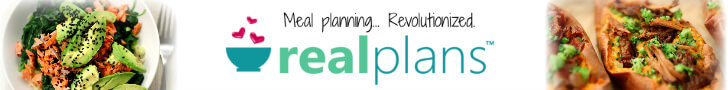 Real Plans - Real Food Meal Plans