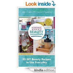 Homemade Mommy DIY Beauty Essentials