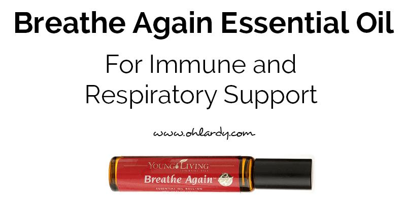 Breathe Again Essential Oil - ohlardy.com