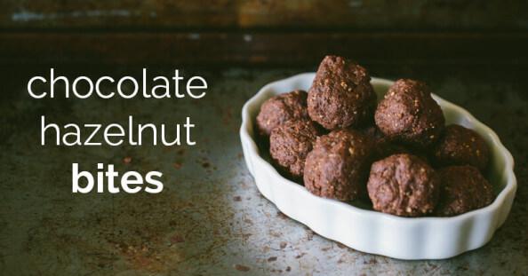 chocolate hazelnut bites - ohlardy.com