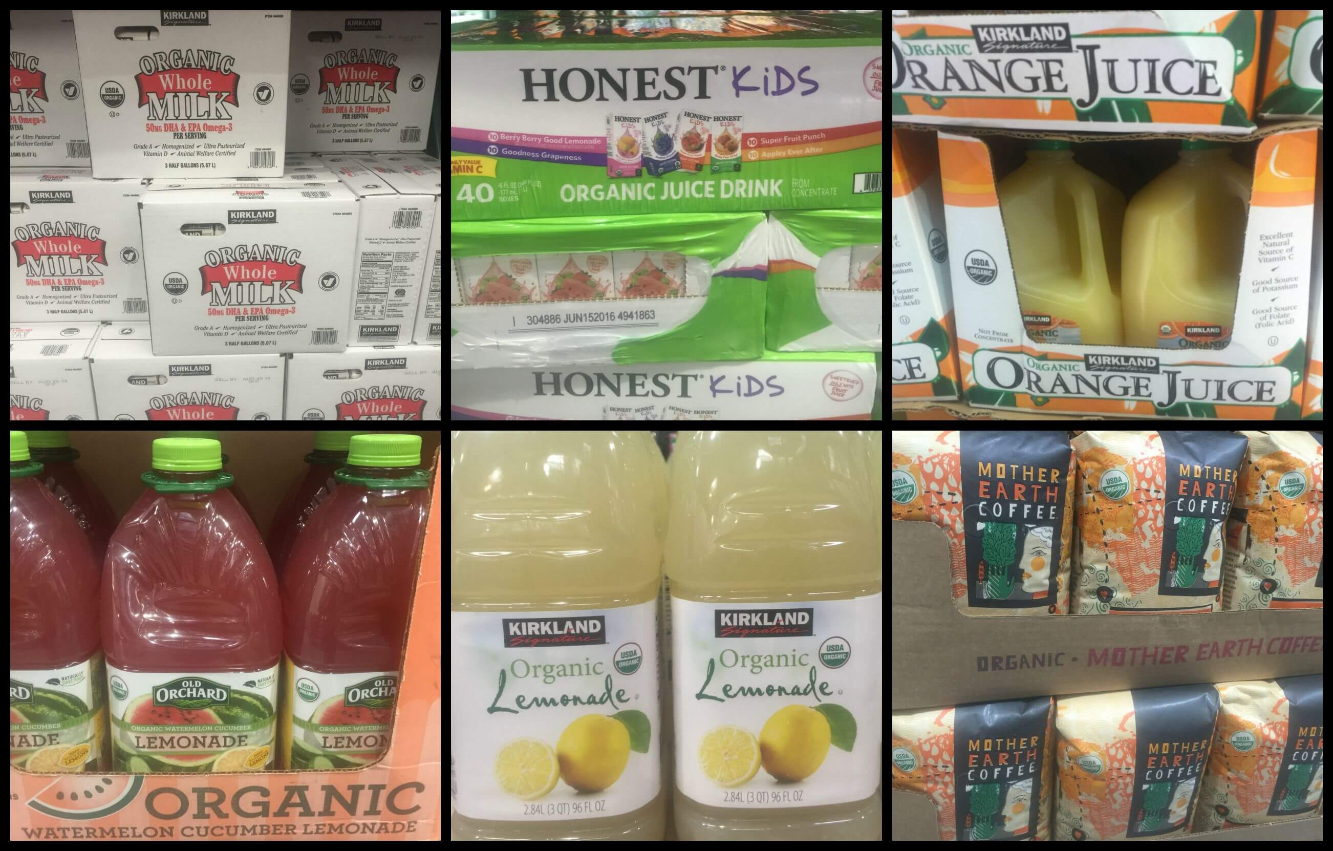 80 + Organic Foods You Can Buy at Costco - www.ohlardy.com
