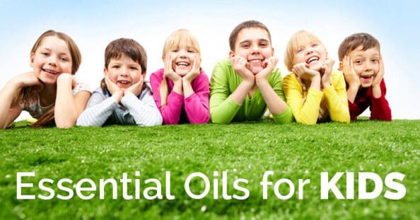 Essential Oils for Kids - ohlardy.com