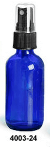 2 ounce glass spray bottle - 10 % discount - www.ohlardy.com