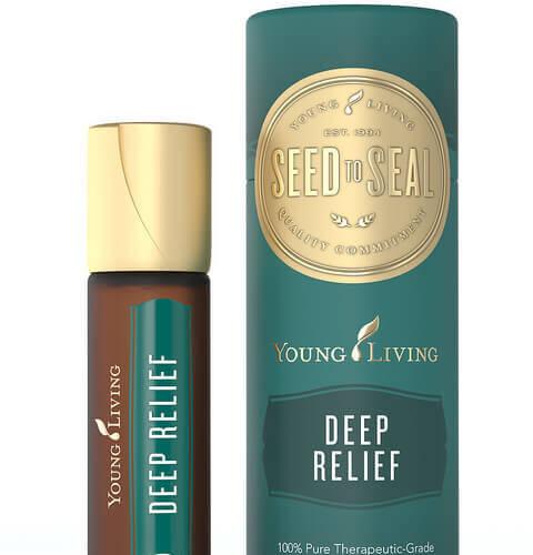 Deep Relief Essential Oil Blend