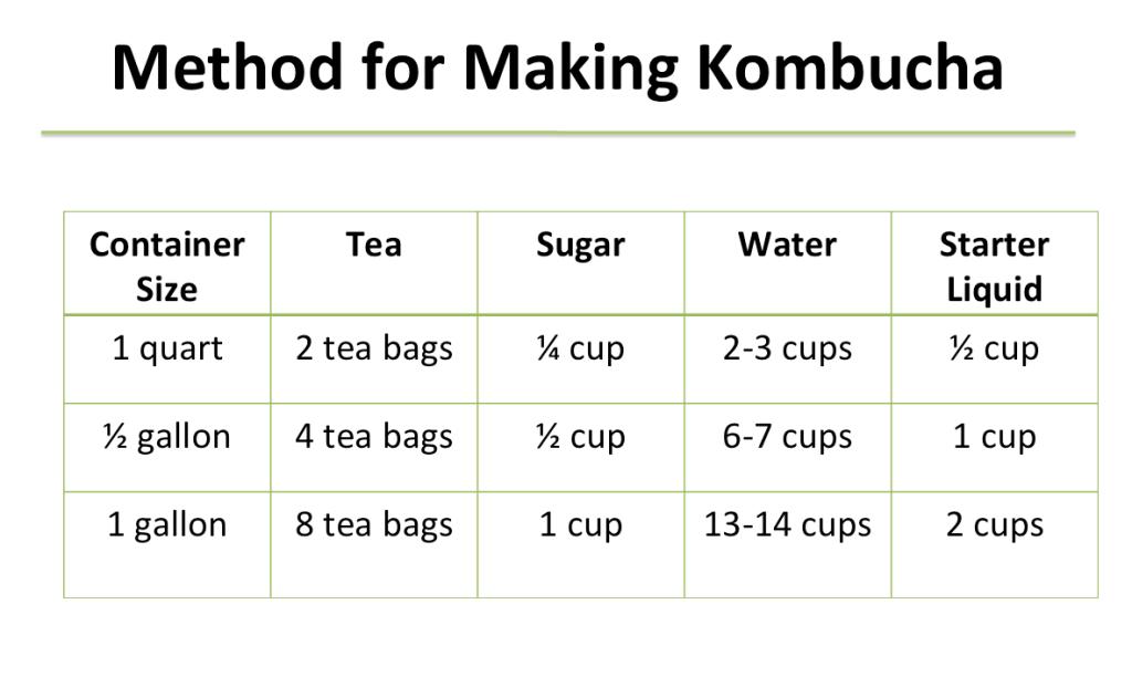 Kombucha Guide - www.ohlardy.com