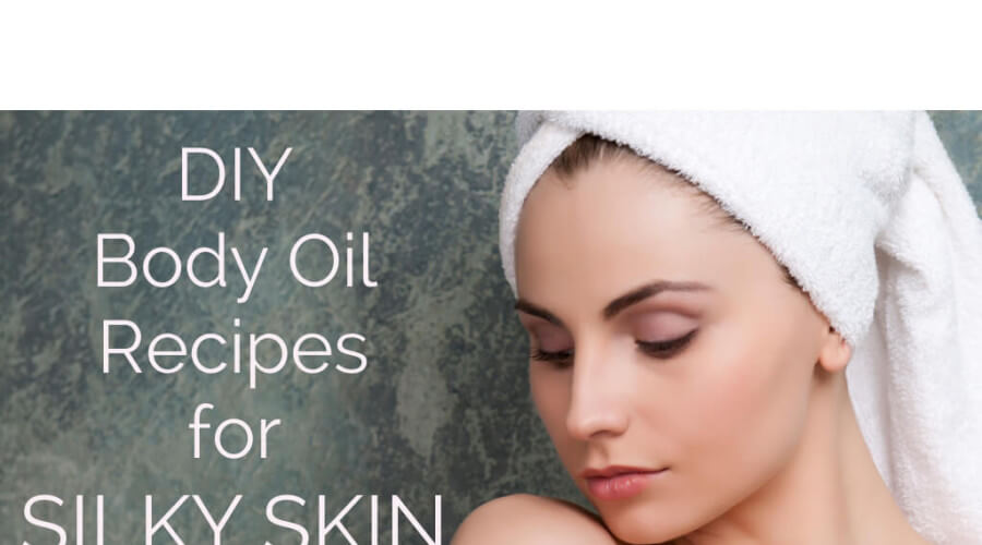 DIY Body Oil Recipes with non-toxic ingredients and therapeutic grade essential oils - www.ohlardy.com