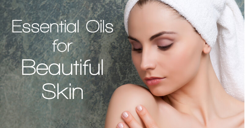 Essential Oils for Beautiful Skin - www.ohlardy.com