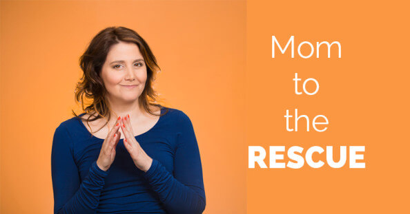 mom to the rescue - ohlardy.com
